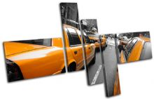 New York NYC Taxi Cab City - 13-1270(00B)-MP18-LO
